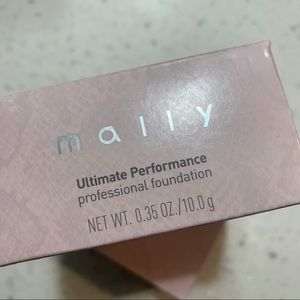 Mally Ultimate Performance foundation tan